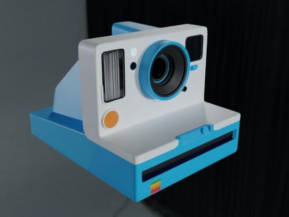 Polarid One Step 2 Blue - 3DOcean Item for Sale