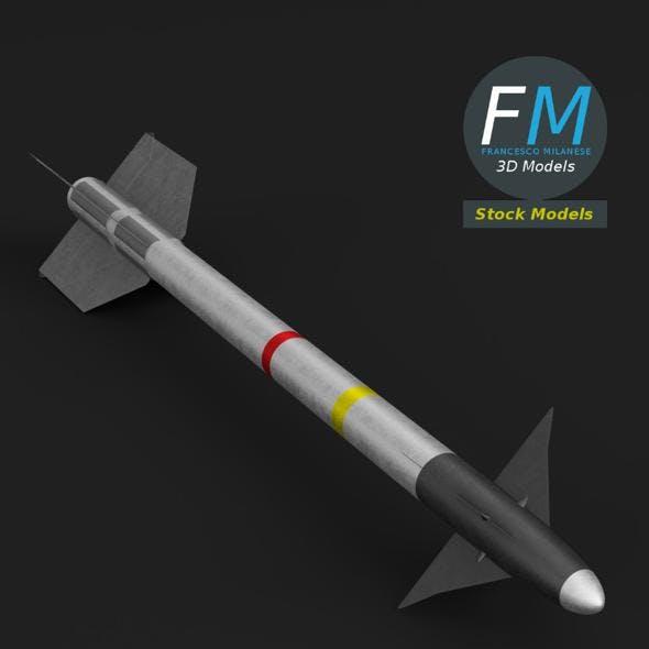 AIM-9L Sidewinder missile
