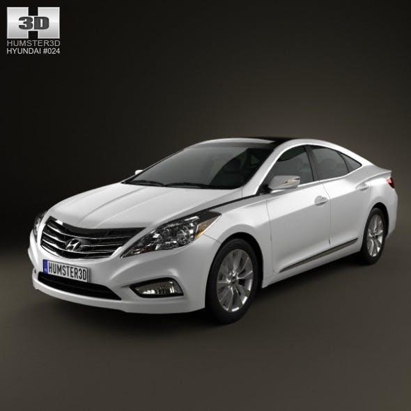 Hyundai Azera (Grandeur) 2012
