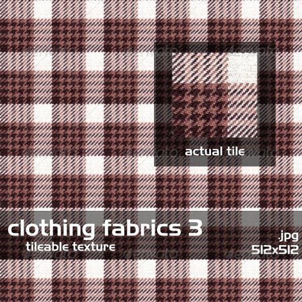 Clothing Fabrics Texutre 3 - 3DOcean Item for Sale