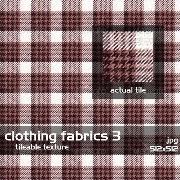 Clothing Fabrics Texutre 3