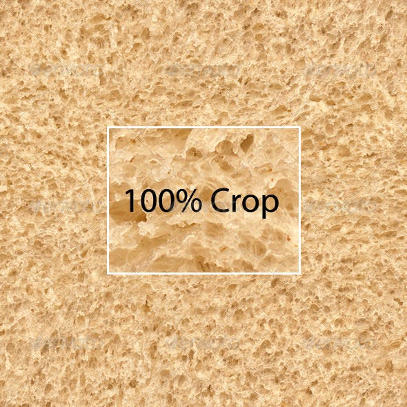Seamless Bread Texture