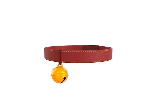 Cat Collar - 3DOcean Item for Sale