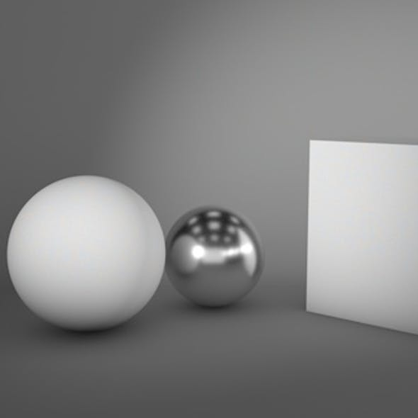 Studio Lighting for C4D Physical Renderer