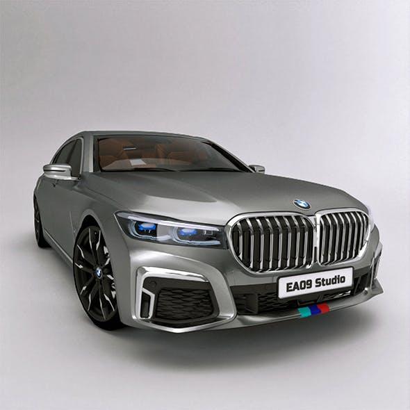 BMW M7 2020