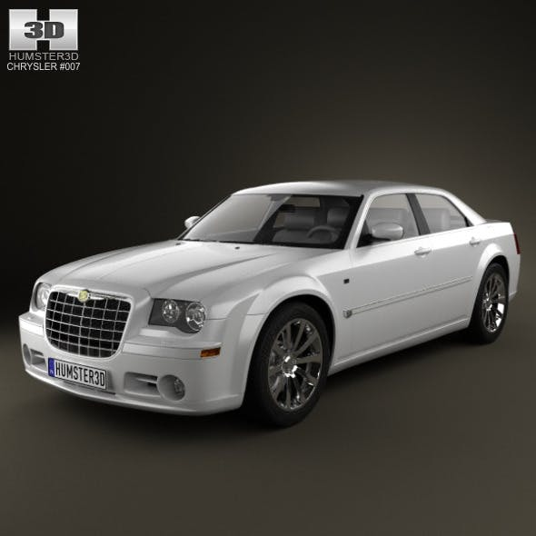 Chrysler 300C sedan 2009