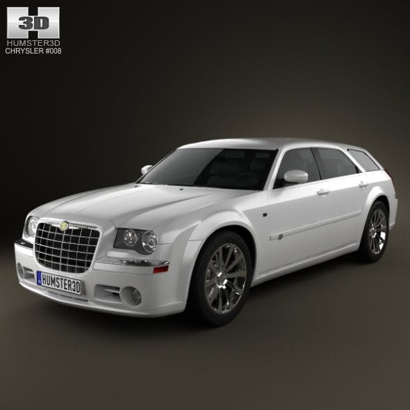 Chrysler 300C wagon 2009 - 3DOcean Item for Sale