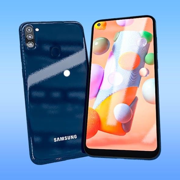 Samsung Galaxy A11 - 3DOcean Item for Sale