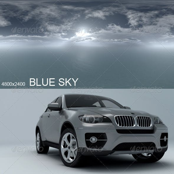 Hdri Blue Sky