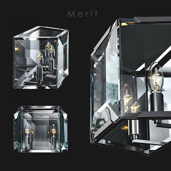 Lampatron Merit Wall - 3DOcean Item for Sale