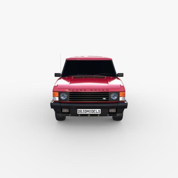 Range Rover Classic RHD v2