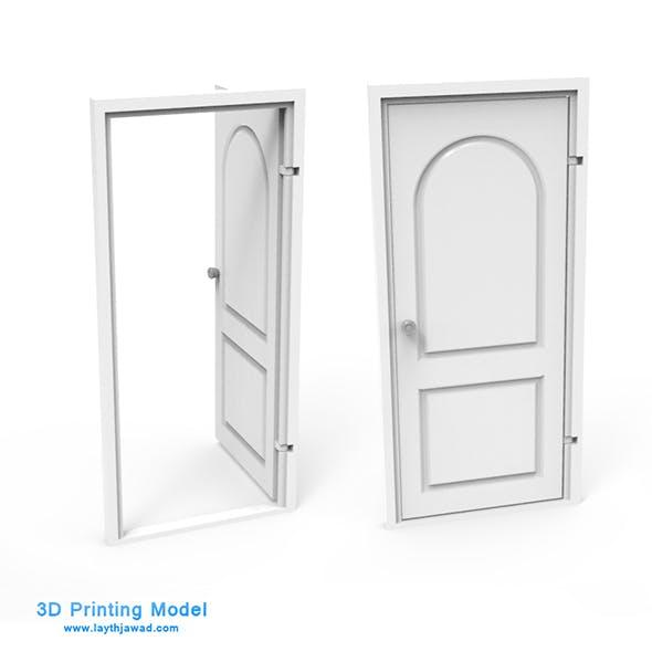 Internal Door - 3DOcean Item for Sale
