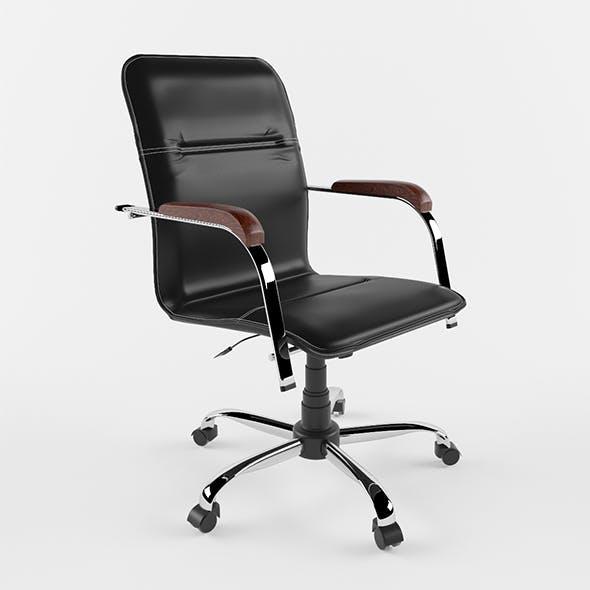 Samba armchair - 3DOcean Item for Sale