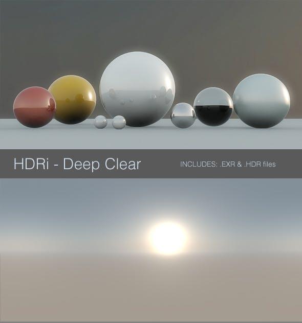 HDRi - Deep Clear - 3DOcean Item for Sale
