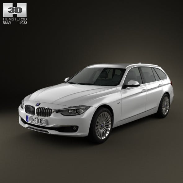 BMW 3 Series (F30) touring 2012