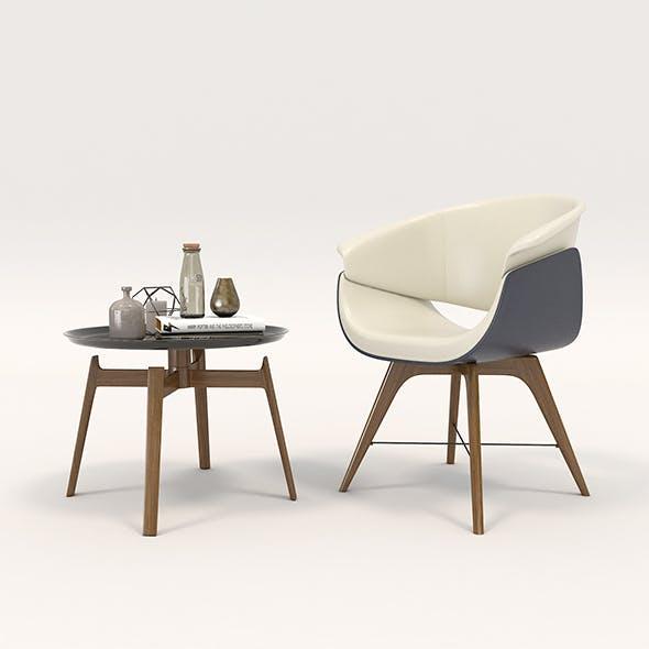 Modern Armchair Design Set 3