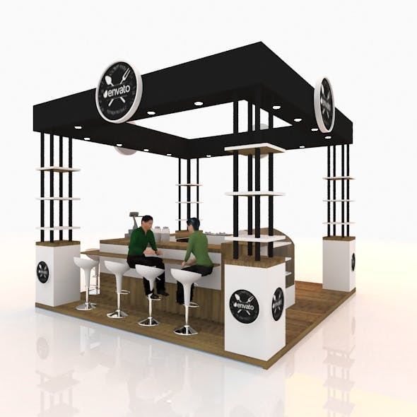 Island mini cafe and resto