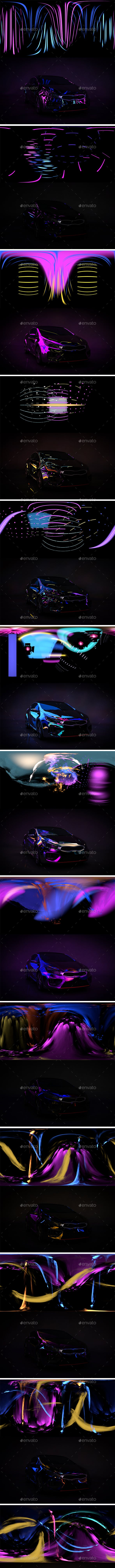 Neon Studio - 3DOcean Item for Sale