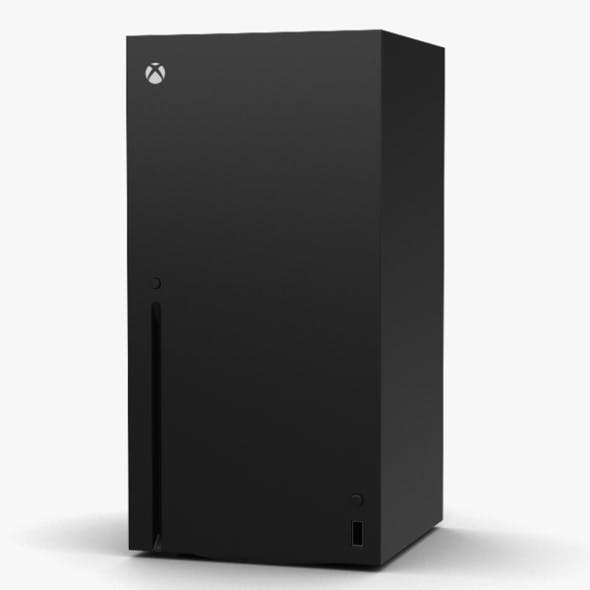 Microsoft Xbox Series X - 3DOcean Item for Sale