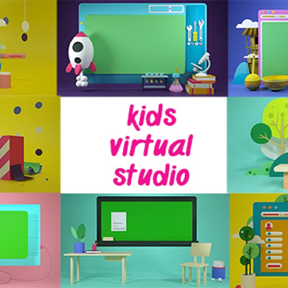 Kids Virtual Studio