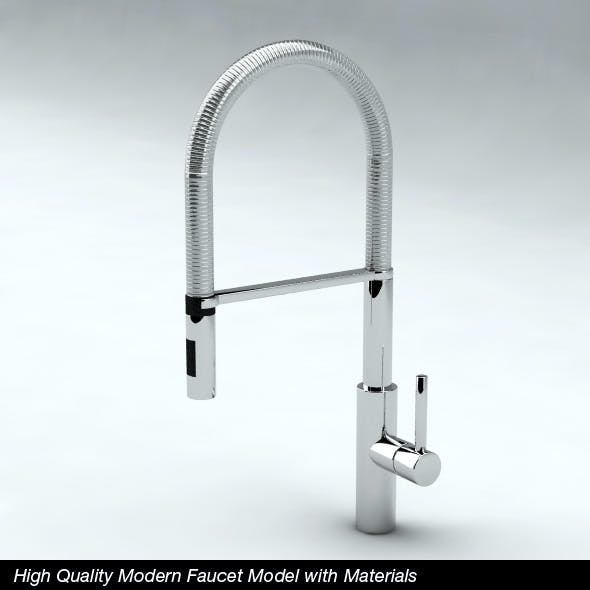 High Quality Modern Faucet (mod. 1)