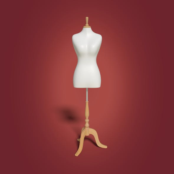 Mannequin Female - Sewing Dummy