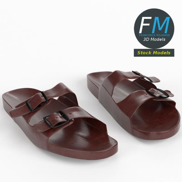 Sandals 2 - 3DOcean Item for Sale