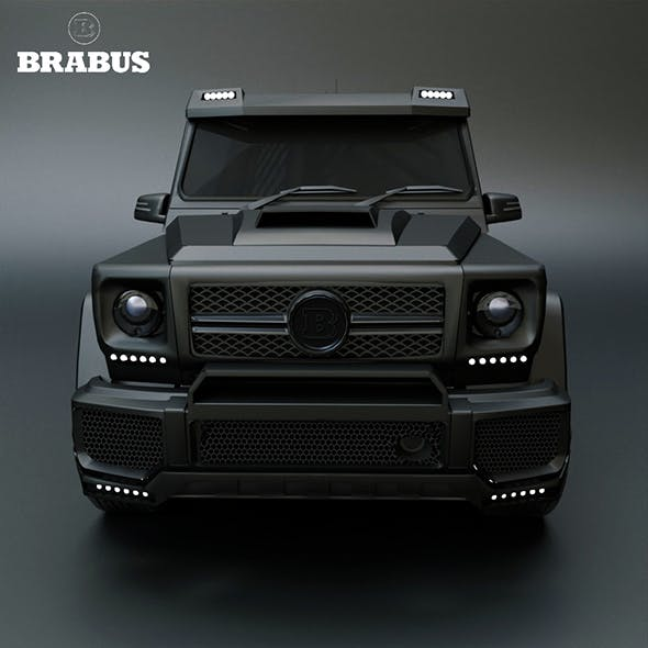 Brabus 900 G65 AMG