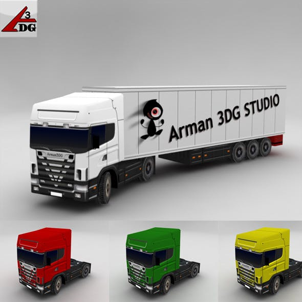 SCANIA (truck)