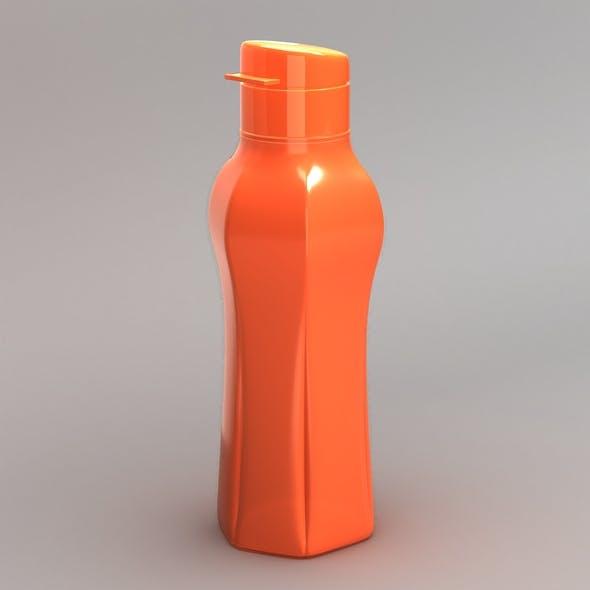 Tupperware Inspired Water Bottle