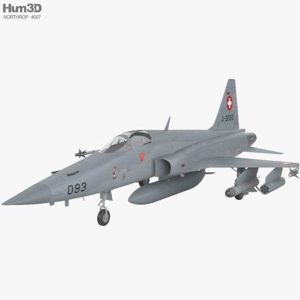 Northrop F-5 - 3DOcean Item for Sale