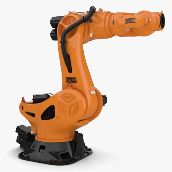 Kuka Robot - 3DOcean Item for Sale