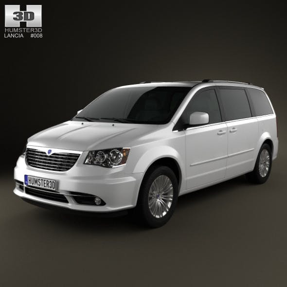 Lancia Voyager 2012