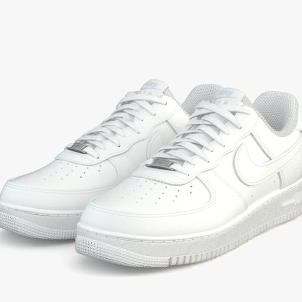 Nike Air Force 1 - 3DOcean Item for Sale