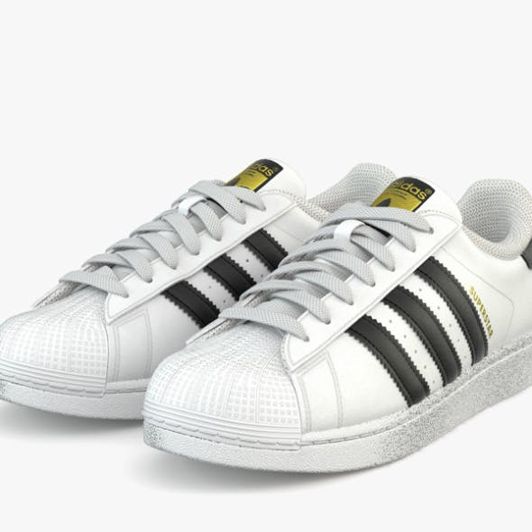 Adidas Superstar - 3DOcean Item for Sale
