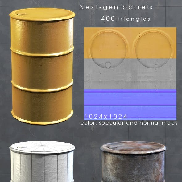 Next-gen Barrels