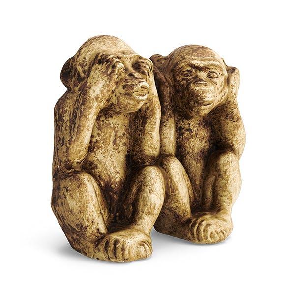 Two Wise Monkeys