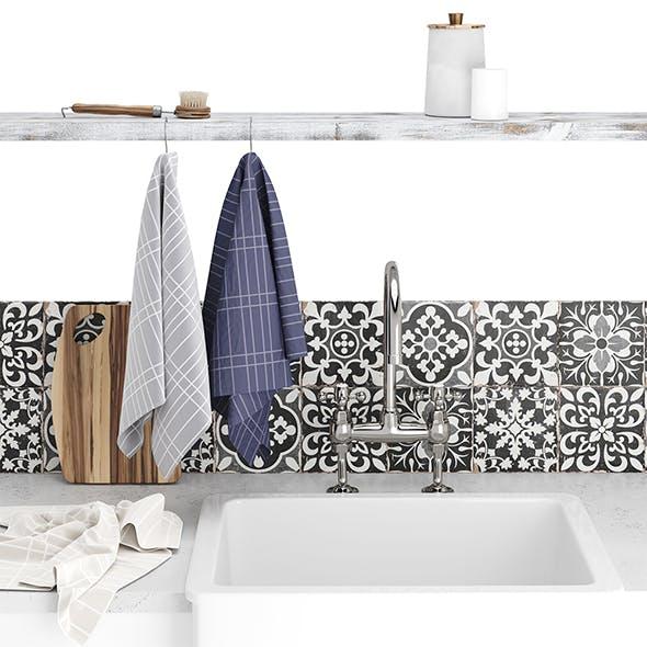 Decoration Set - Kitchen 03