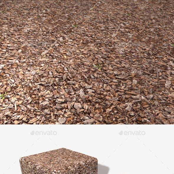 Ground Bark Seamless Texture