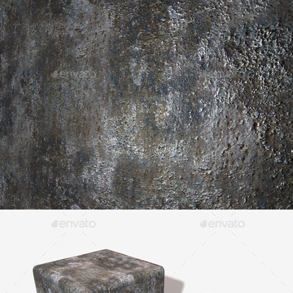 Weathered Metal Seamless Texture