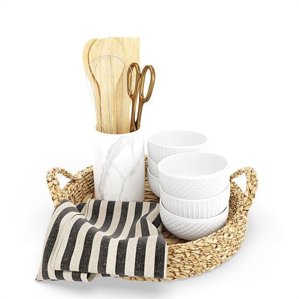 Decoration Set - Kitchen 01
