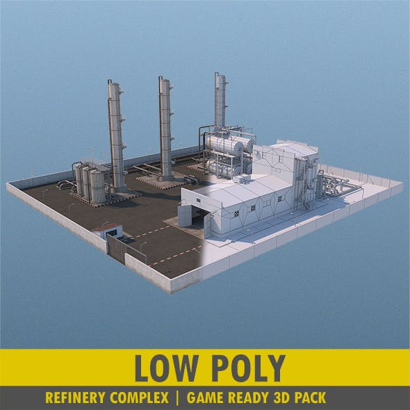 Refinery Complex -Pack