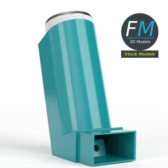 MDI metered dose inhaler