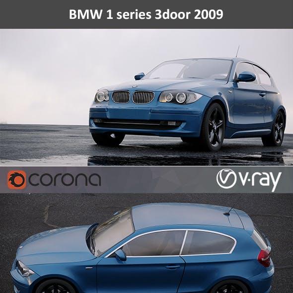 BMW 1-Series 3-door 2009