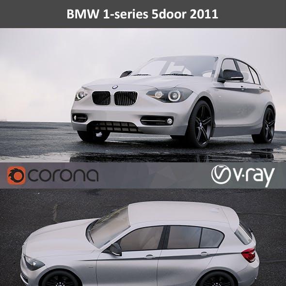 BMW 1-Series 118i 2011