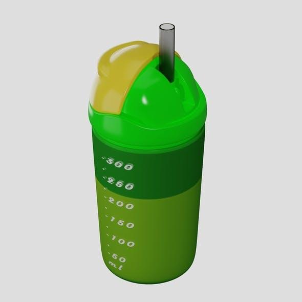 Baby Water-Milk Bottle