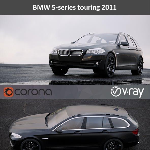 BMW 5-Series Touring 2011