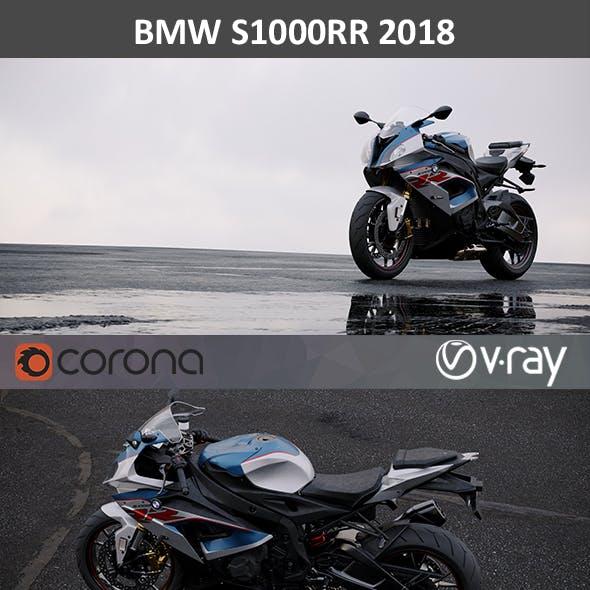 BMW S1000 RR 2018