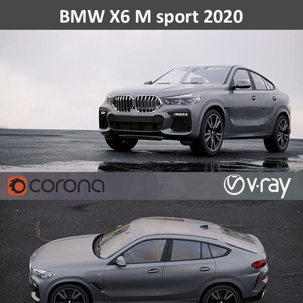 BMW X6 M Sport 2020