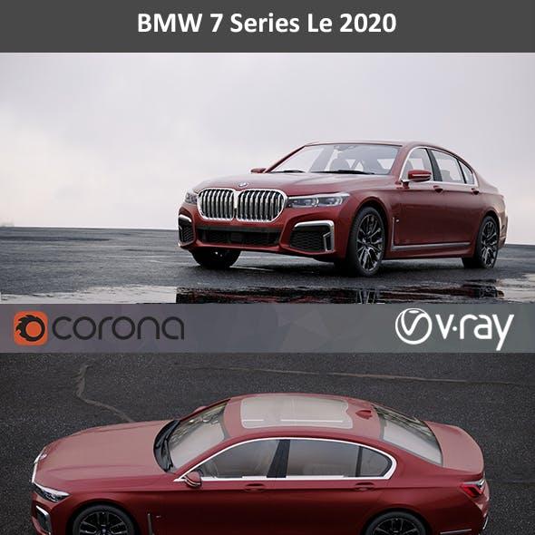 BMW 7-Series Le 2020